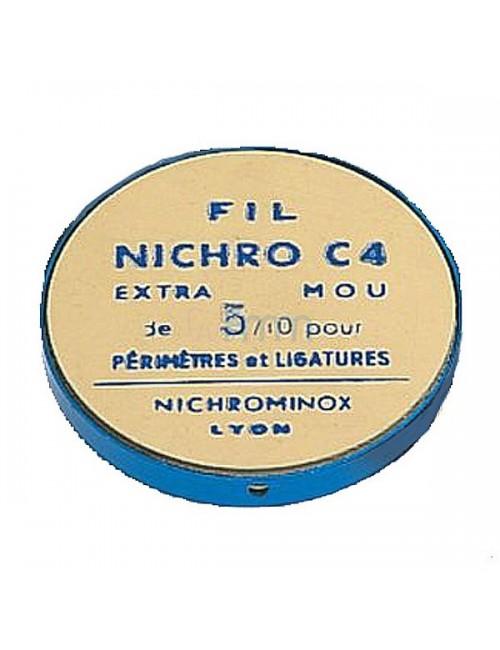 FIL LIGATURE C4 EXTRA-MOU LG 15 METRES DIAM. 0,5 MM