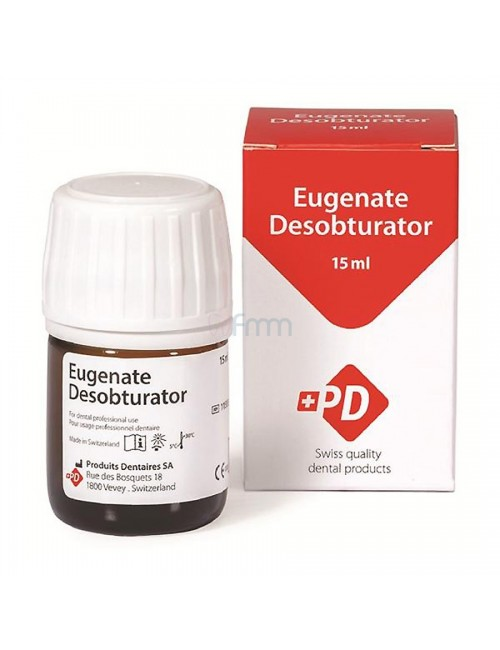 EUGENATE DESOBTURATOR FLACON DE 15 ML