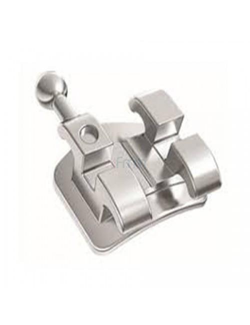 BRACKET KIT ECO METAL ROTH 022 CROCHET SUR CANINES & PM
